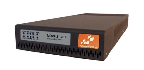 NOVUS-RD front panel